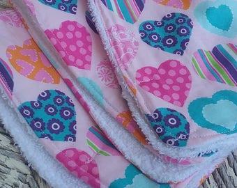 Burp cloths pk of 3