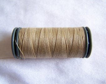 Spool of threads, DMC, suede, special sewing machine (4262)