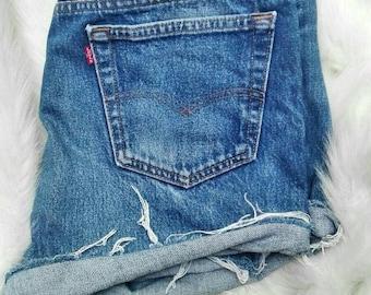 Vintage short levis 501
