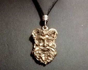 Laughing Jack Necklace