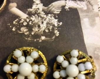 Vintage Freirich Earrings