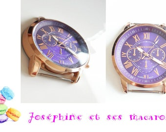 1 shows rose gold and purple 4 cm