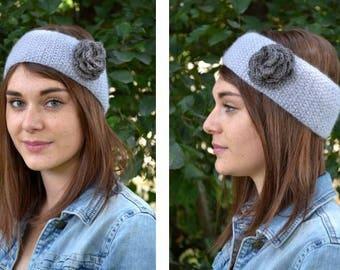 Retro style women headband - fall/winter 2016
