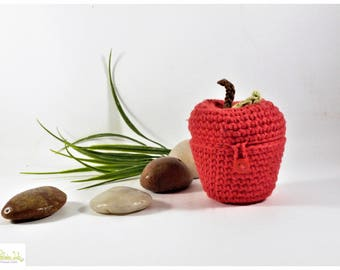 Red Apple box set crochet