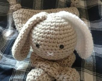 Mini Bunny Ragdoll lovey