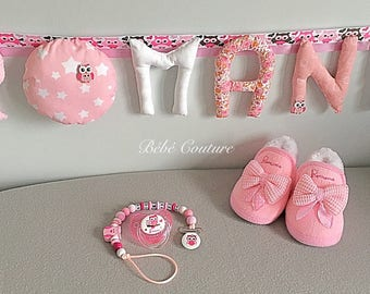 Baby girl - baby Couture - box