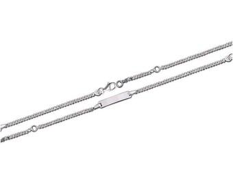 Mixed chain Silver 925/000 15 cm bracelet / 50283215