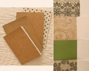 Travelers Notebook Set (4)