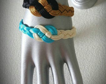 Chinese knot braided bracelet