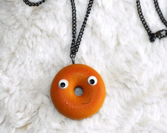 Funny Donut necklace