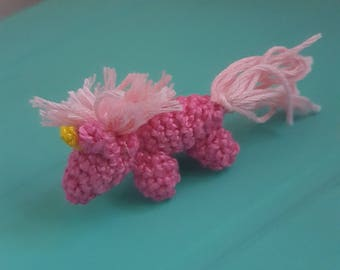 Amigurumi Crochet Unicorn~ originally 10 dollars