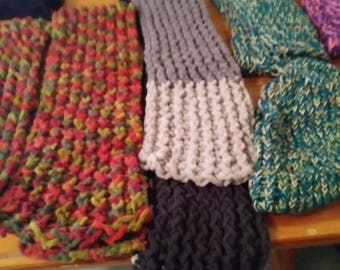 Scarves and Neck Warmers