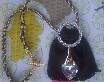 MODERN NECKLACE, fantasy and a little shabby *.