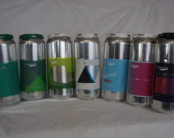 Finback Beer Cans
