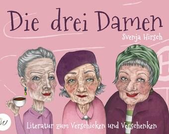 Chic book - the three ladies