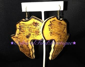 Africa Handmade Earrings