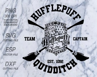 Hufflepuff Quidditch Hogwarts home  Harry Potter Quote ,SVG,Clipart,esp,dxf,png 300 dpi