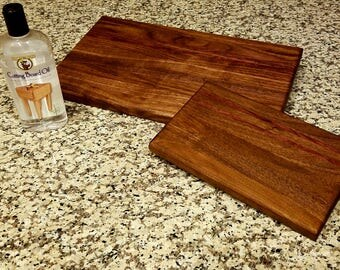 Cutting Board - Walnut, Purpleheart