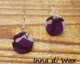 pair of earrings wax 07032