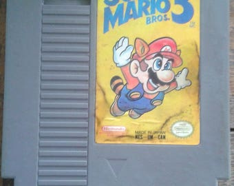 NINTENDO 64 SUPER MARIO 3 game 1985