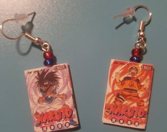 Naruto Earrings