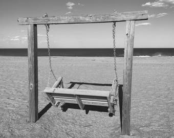 Swing at Tybee