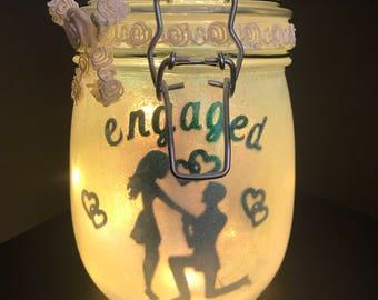 Engagement Lantern