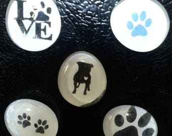 Dog lover magnets