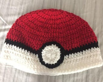 Made to Order Beanie, Pokemon inspired hat