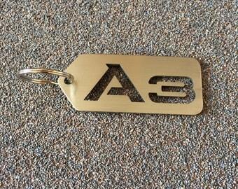 Audi A3 keyrings