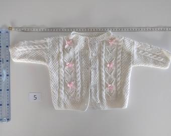 Handmade baby knitwear 5