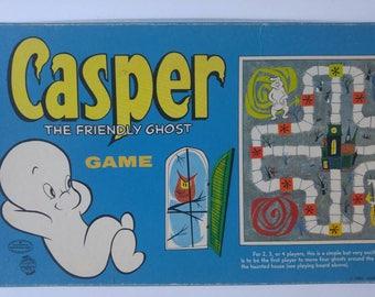 Vintage game Casper the friendly Ghost