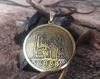 Pharaoh pendant Egyptian necklace Egyptian pendant Egypt gifts Egypt jewelry Egypt pendant Egypt mythology Egypt men jewelry ancient egypt