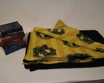 Harry Potter Blanket: Hufflepuff