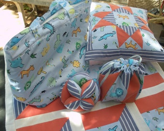 baby personalized baby gift set
