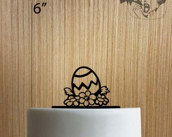 Easter Egg 225-219 Cake Topper