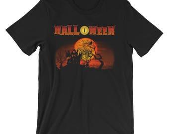 Happy Halloween Trick Or Treat Haunted House