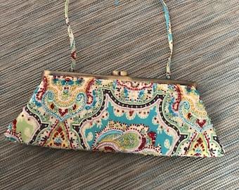 SANTI Beaded Mini Bag