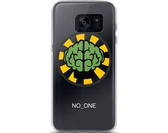Samsung Case Brain logo - N*E*R*D