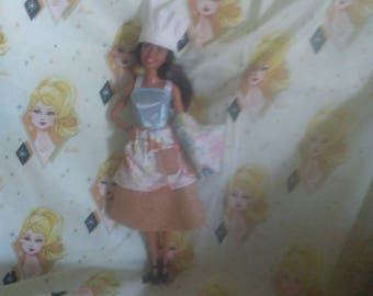 Barbie Kitchen outfit111B