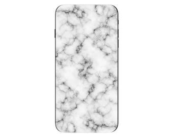 Granite Marble Texture Pattern Flip Wallet Phone Cases for iPhones and Samsung