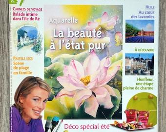 Magazine pleasures painting 3