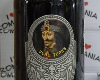 Ornamental Wine Bottle