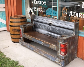 truck tailgate bench for sale eastern us shipping
