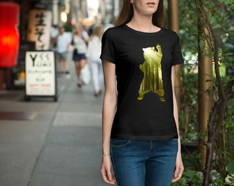 Bear T-Shirt Graphic T Shirts By Artisan Tees bear t-shirt  Bear shirt  Graphic Tee