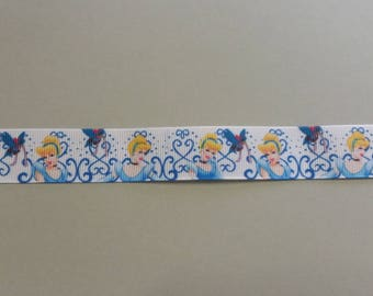 Gros Grain - Cinderella - 22 mm Ribbon