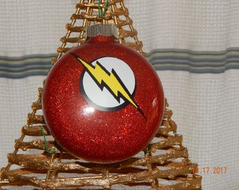 Flash inspired ornament