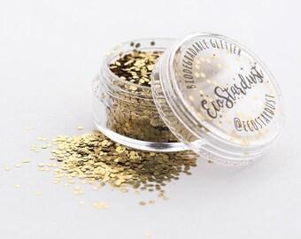 EcoStardust Gold Biodegradable Glitter