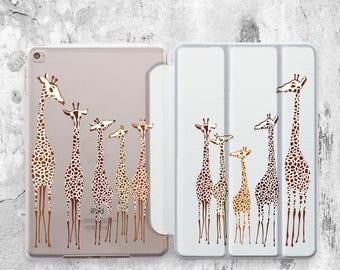 iPad giraffes cover iPad Mini case iPad Pro case iPad 3 case iPad 4 case iPad cover iPad Mini 3 case iPad Air case iPad Air 2 case iPad 4