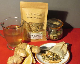 Lemon Twist Herbal Tea